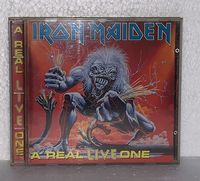 Iron Maiden: A Real Live One - CD Album
